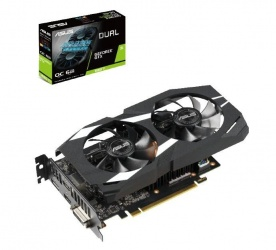 Tarjeta de Video ASUS NVIDIA GeForce GTX 1660 Ti OC, 6GB 192-bit GDDR6, PCI Express 3.0