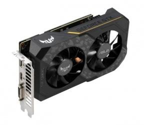 Tarjeta de Video ASUS NVIDIA GeForce GTX 1660 TUF Gaming OC, 6GB 192-bit GDDR5, PCI Express 3.0