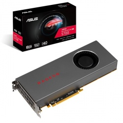 Tarjeta de Video ASUS AMD Radeon RX 5700, 8GB 256-bit GDDR6, PCI Express 4.0 ― ¡Recibe hasta 2 juegos! Godfall™ o World of Warcraft®:Shadowlands. (1 Código por cliente)