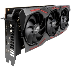 Tarjeta de Video ASUS ROG Strix Radeon RX 5600 XT, 6GB 192-bit GDDR6, PCI Express x16 4.0 ― ¡Reciba hasta 2 juegos! (Monster Hunter W:I o Resident Evil 3 o Tom Clancy's Ghost Recon)+3 meses Xbox Game Pass PC (1 código por cliente)