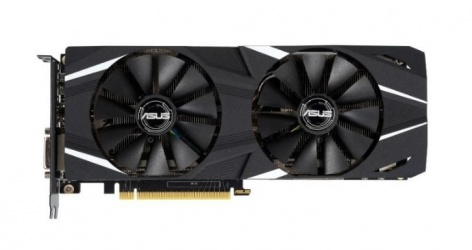 Tarjeta de Video ASUS NVIDIA GeForce RTX 2060 Dual OC, 6GB 192-bit GDDR6, PCI Express 3.0 ― ¡Compra y recibe Wolfenstein: Youngblood! (un código por cliente)