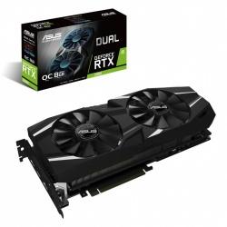Tarjeta de Video ASUS NVIDIA GeForce RTX 2080 Dual OC, 8GB 256-bit GDDR6, PCI Express 3.0