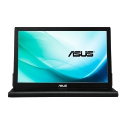 "Monitor Portátil ASUS MB169B+ LED 15.6"", Full HD, Widescreen, Negro/Plata"