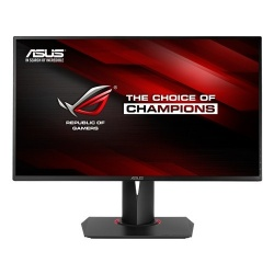 Monitor Gamer ASUS ROG SWIFT LED 27'', Wide Quad HD G-SYNC, Widescreen, Negro