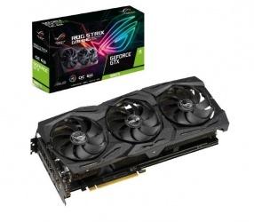 Tarjeta de Video ASUS NVIDIA GeForce GTX 1660 Ti Rog Strix OC Gaming, 6GB 192-bit GDDR6, PCI Express 3.0 ― ¡Compre y reciba Game Ready Bundle PUBG Skin! (Un código por cliente)