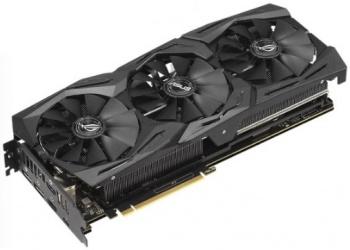 Tarjeta de Video ASUS NVIDIA GeForce RTX 2070 ROG Strix Gaming OC, 8GB 256-bit GDDR6, PCI Express 3.0 ― ¡Compra y recibe Game Ready Bundle