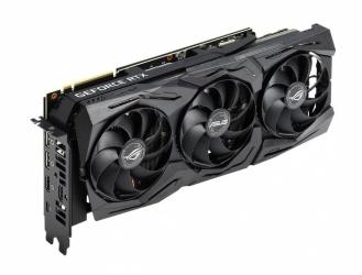 Tarjeta de Video ASUS NVIDIA GeForce RTX 2080 ROG STRIX GAMING, 8GB 256-bit GDDR6, PCI Express 3.0 ― ¡Compra y reciba  Wolfenstein + Control! (un código por cliente)