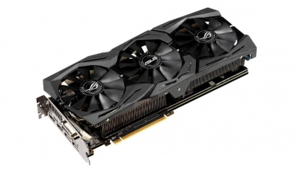 Tarjeta de Video ASUS NVIDIA Radeon RX 590 ROG Strix Gaming, 8GB DDR5 256-bit, PCI-Express 3.0 x16