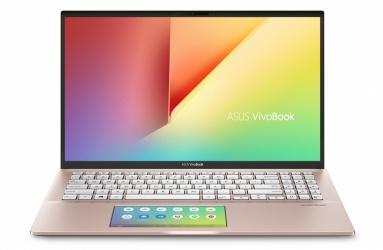 "Laptop ASUS VivoBook S15 S532FA-DB55-PK 15.6"" Full HD, Intel Core i5-8265U 1.60GHz, 8GB, 512GB SSD, Windows 10 Home, Rosa ― Teclado en Inglés"
