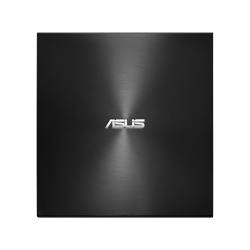 Asus SDRW-08U9M-U Quemador de DVD, DVD-R 8x / DVD+RW 8x, USB 2.0, Externo, Negro