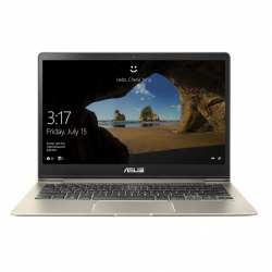 "Laptop ASUS ZenBook 13 UX331FA-DB71 13.3"" Full HD, Intel Core i7-8550U 1.80GHz, 8GB, 256GB SSD, Windows 10 Home, Oro ― Teclado en Inglés"