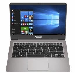 "Laptop ASUS ZenBook UX410UA-GV017T 14"" Full HD, Intel Core i3-7100U 2.40GHz, 4GB, 128GB SSD, Windows 10 Pro 64-bit, Plata ― Teclado en Inglés"