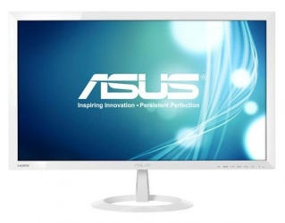 Monitor ASUS VX238H-W LED 23'', Full HD, Widescreen, HDMI, Bocinas Integradas (2 x 1.5W), Blanco