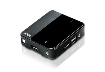 Aten Switch KVM CS782DP, 2 Puertos USB/DisplayPort