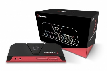 AverMedia Capturadora de Video Live Gamer Portable 2, 1x USB 2.0, 2x HDMI, 1920 x 1080 Pixeles,