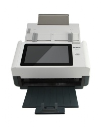 Scanner Avision AN240W, Escáner Color, Escaneado Dúplex, USB 2.0, Negro/Blanco