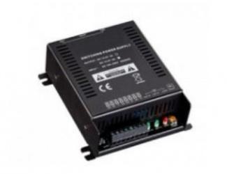 Axceze Fuente de Poder para Control de Acceso, Entrada 100 - 240V, 5A, Negro