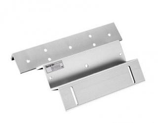 Axceze Kit de Montaje para Cerradura Electromagnética, Aluminio