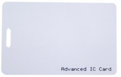 Axceze Tarjeta Perforada Ultradelgada Mifare 1K AXMF02
