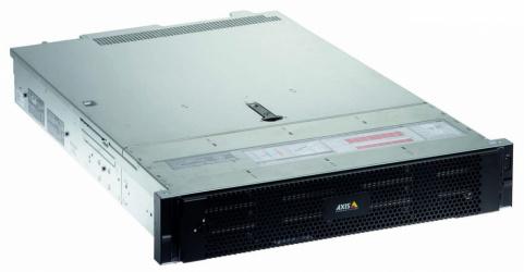 Axis NVR de 64 Canales S1148 para 12 Discos Duros, 64TB, 2x USB 2.0, 2x RJ-45