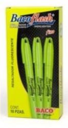 Baco Marca Textos Delgado Bacoflash MTXF-09, Verde