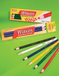 Baco Color de Cera WAX-08, Azul