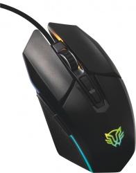Mouse Gamer Balam Rush Helium RGB, Alámbrico, USB A, 12.000DPI, Negro