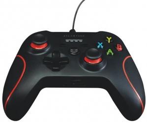 Balam Rush Gamepad BRX10, Alámbrico, USB, Negro