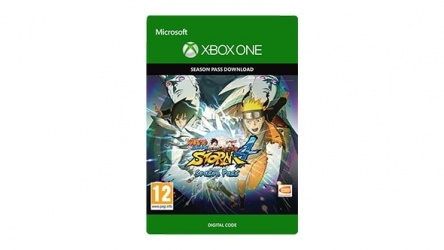 Naruto Shippuden: Ultimate Ninja Storm 4 Season Pass, Xbox One ― Producto Digital Descargable