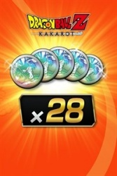 Dragon Ball Z Kakarot Platinum Coin x28, Xbox One ― Producto Digital Descargable