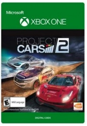 Project CARS 2, Xbox One ― Producto Digital Descargable