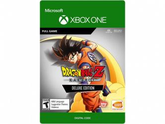 Dragon Ball Z Kakarot Deluxe Edition, Xbox One ― Producto Digital Descargable