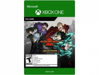 My Hero One's Justice 2: Deluxe Edition, Xbox One ― Producto Digital Descargable