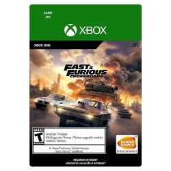 Fast Furious Crossroads Standar Edition, Xbox One ― Producto Digital Descargable
