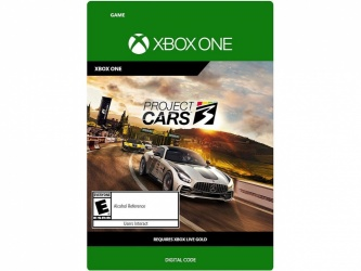 Project CARS 3, Xbox One ― Producto Digital Descargable
