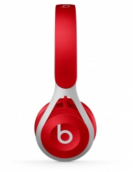 Beats by Dr. Dre Audifonos EP, Alámbrico, 3.5mm, Rojo