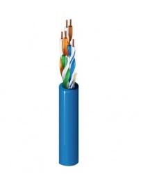 Belden Bobinas de Cables Cat5e UTP 1583A, 305 Metros, Azul