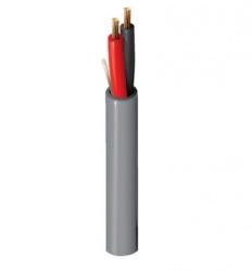Belden Bobina de Cable de Audio 18AWG, 305 Metros, Gris