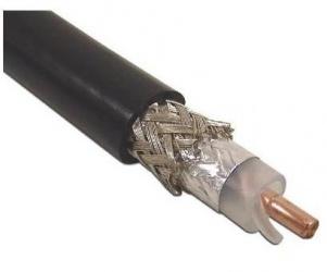 Belden Cable Coaxial, 10 Metros, Negro