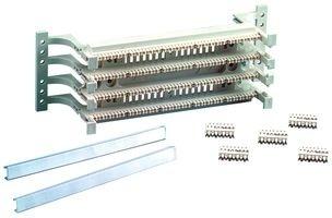 Belden Panel de Parcheo Gigabit Ethernet Cat5e, 110 Puertos