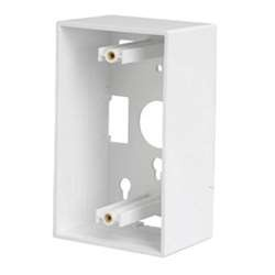 Belden Caja para Pared AX102657, Blanco