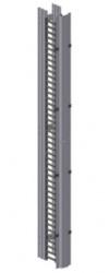 Belden Organizador de Cables Vertical, 2.13 Metros, Gris