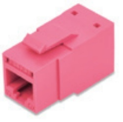 Belden Jack de Red REVConnect 10GX Cat6a UTP, RJ-45, Rojo