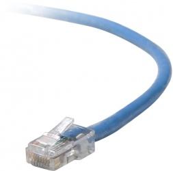 Belkin Cable Patch Cat5e RJ-45 Macho - RJ-45 Macho, 2.1 Metros, Azul