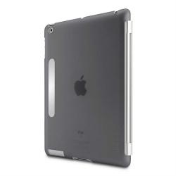 Belkin Skin B2A005 para nuevo iPad, Negro