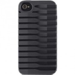 Belkin Funda Pro Grip para iPhone 4/4S, Negro
