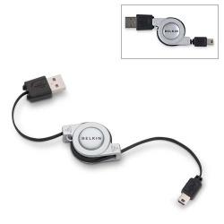 Belkin Hi-Speed Cable USB A Macho – mini USB B Macho, 90cm