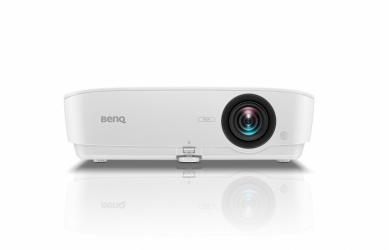 Proyector BenQ MX532 DLP, XGA 1024 x 768, 3300 Lúmenes, 3D, con Bocinas, Blanco
