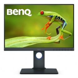Monitor BenQ SW240 LED 24.1'', Full HD, Widescreen, HDMI, Gris