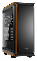 Gabinete be quiet! Dark Base Pro 900 rev. 2, Full-Tower, ATX/EATX/Micro ATX/Mini-ITX/XL-ATX, USB 3.1, sin Fuente, Negro/Naranja